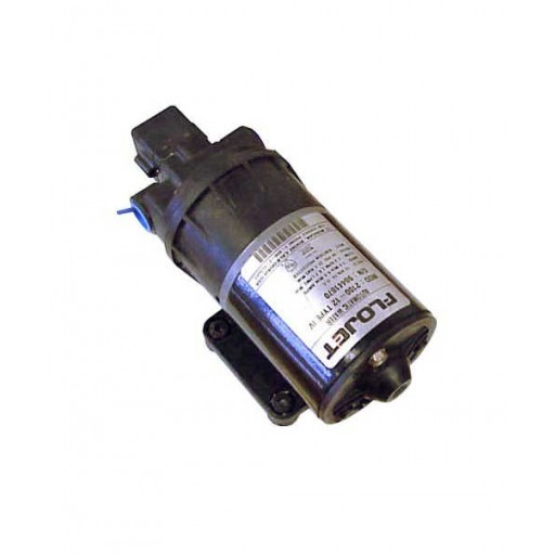 FLOJET FULLY AUTOMATIC 12VDC WATER PUMP /& ON//OFF SWITCH ON BOARD OPTION /& KIT
