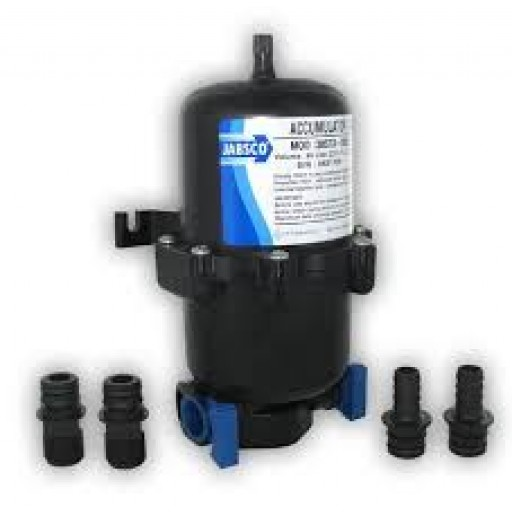 Flojet mini accumulator tank .6L 30573-0003