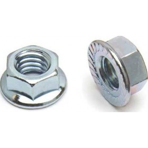 "6708-360-002 QUICK CABLE Steel Nut, 2 Pack, Stud 3/8 to 16"", Bolt Connection"