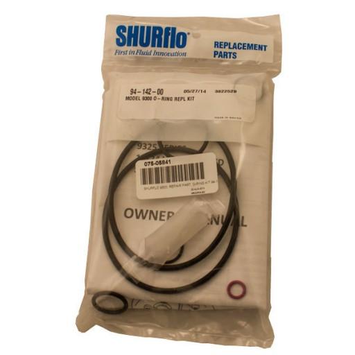 Shurflo 9300 Complete O-ring Kit 94-142-00