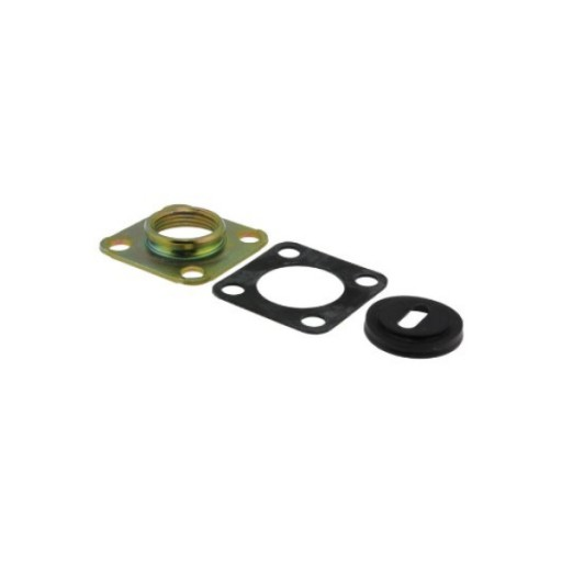 SQUARE FLANGE ADAPTER FOR WATER HEATING ELEMENT