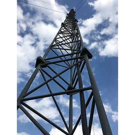 Bergey 60' Excel Guyed Lattice Tower Kit