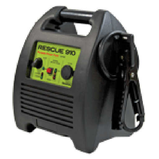 Rescue 910 Add-Your-Battery Portable Power Pack