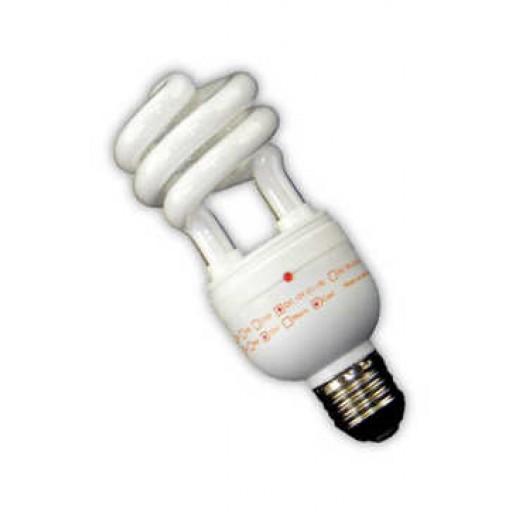12V DC 15-Watt Compact Fluorescent Bulb