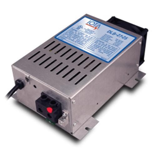 Iota DLS-27-25 24V/25A DC Converter/Power Supply
