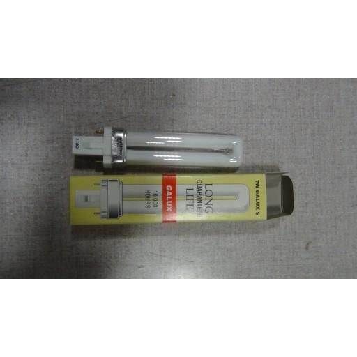 Compact Fluorescent Bulb, 7 watt