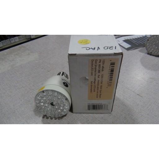 Bulb, Led, 120Vac, 3.5watt, Spot
