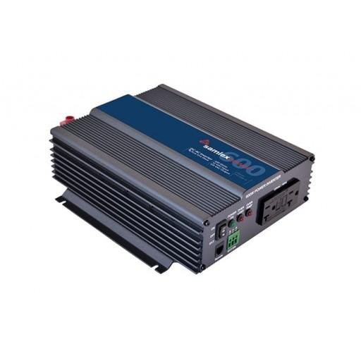 Samlex 600W 12V, 24V, or 48V DC power inverter