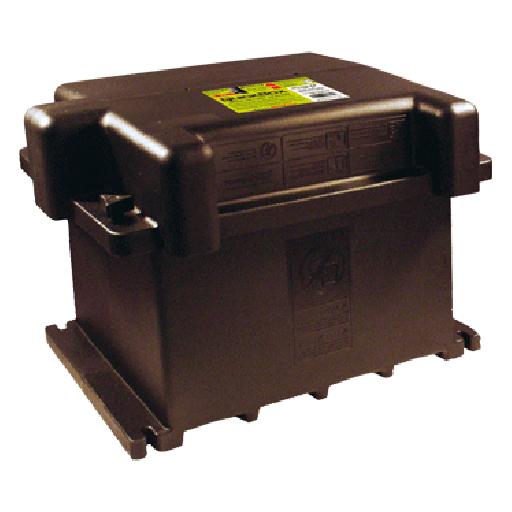 Dual 6 Volt/GC2 Battery Boxes