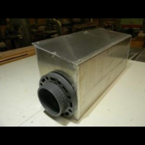 Scott Hydro Stainless Steel Water Intake Screening Box
