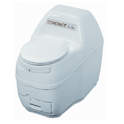 SunMar Compact Stand-alone Composting Toilet