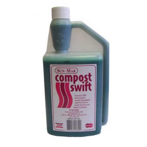 SunMar Compost Swift, 32oz bottle