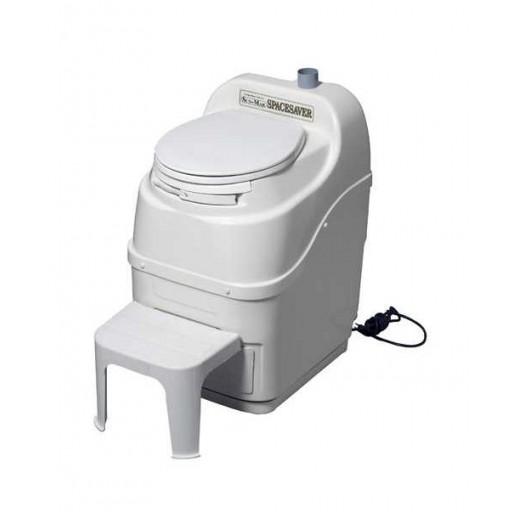 SunMar Spacesaver 110V Composting Toilet