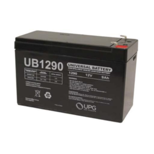 12 volt 9 Amp hour Sealed AGM Battery