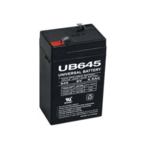 Univeral Battery 6V SLA AGM Battery