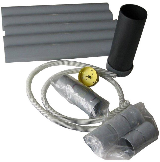 Sun Mar Excel Conversion Kit Ac To Non Electric Or 12v