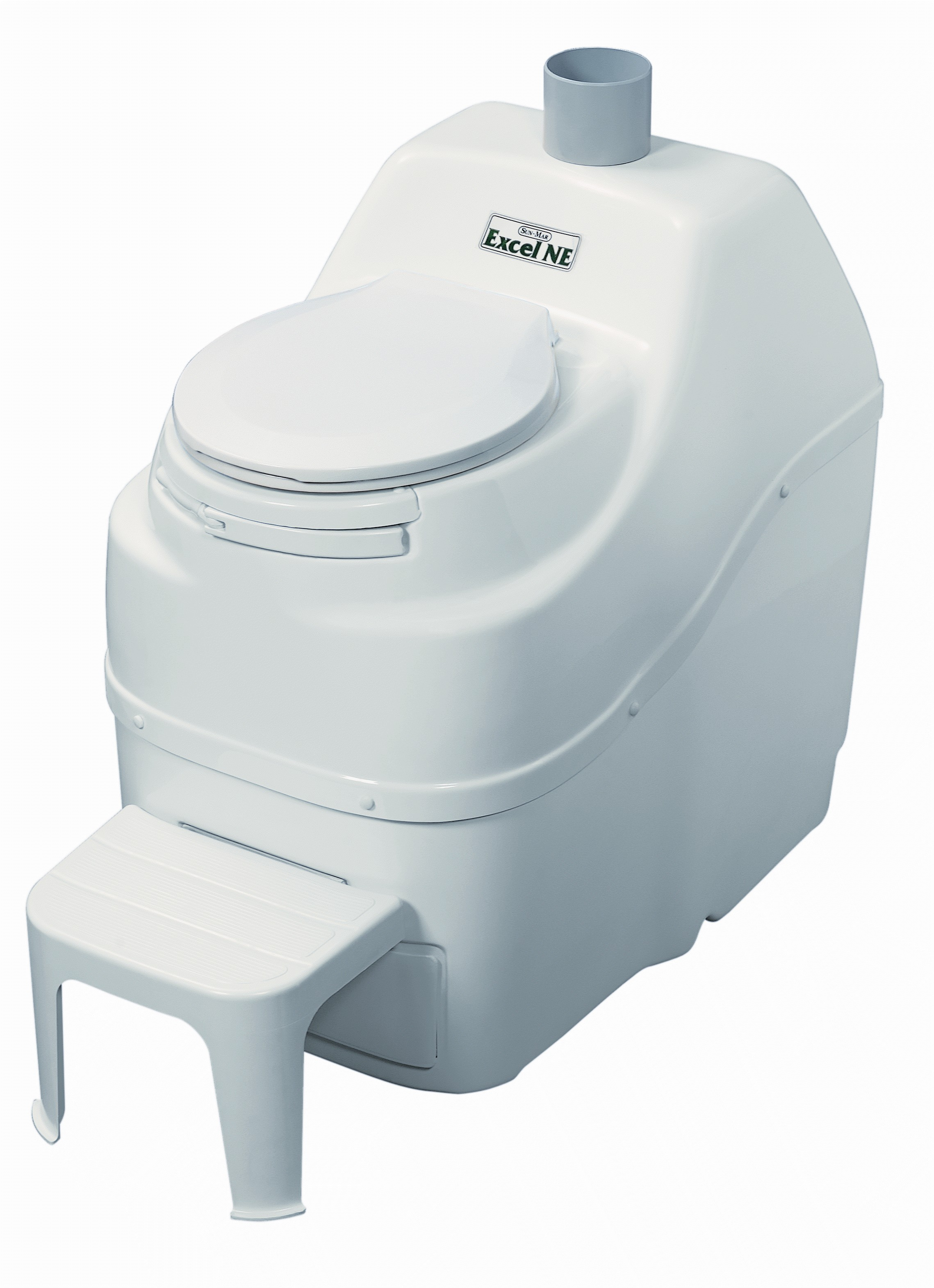 Sun Mar Excel Non Electric Composting Toilet Composting