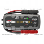 NOCO GeniusBoost GB150 4000A Power Pack Features