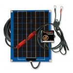 12-Watt PulseTech SolarPulse Battery Charger & Conditioner