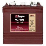 Trojan T-105 Deep Cycle Battery