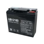 SLA Universal Battery: AGM 12 volt 18 Amp hours