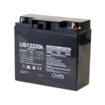Universal AGM Battery: SLA 12 volt 22 Amp hours