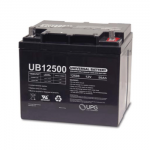 Universal Battery: Sealed AGM 12 volt 50 Amp hours