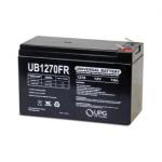 Universal Battery 7.0 Amp hour 12V Sealed Lead Acid Battery