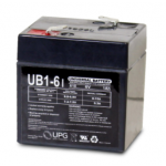 UB610 AGM SLA 6V Universal Battery