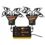 PulseTech QuadLink Dual 8-Battery Maintenance Charge Kit