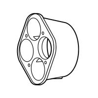Flojet 20401-000 4100 & 4300 series bearing cover