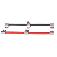 """QuickHarnesses Three Battery Stud To Power Take Off Stud 14-3/8"""""""
