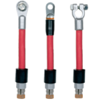 Heavy Duty Compression Connector Replacement Ends