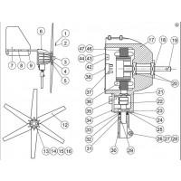 Aerogen A925-1000, A2 Replacment Blade