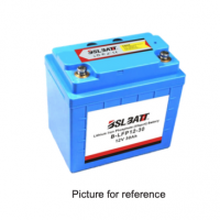 BSLBATT LiFePO4 (Lithium Iron Phosphate) 12V 35 amp hour battery