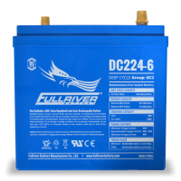FullRiver DC224-6 Deep Cycle AGM Battery