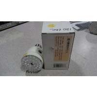 Bulb, Led, 120Vac, 3.5watt, Spot
