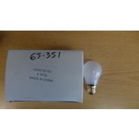 Incandescent Bulb, 25w, 12Vdc