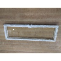 WiseWay replacement glass and gasket