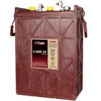 Trojan L16RE-2V Deep Cycle battery, 6 volt