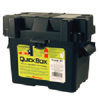 Group U1 Standard Battery Box