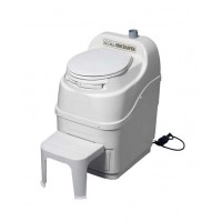 SunMar Spacesaver 110V Composting Toilet
