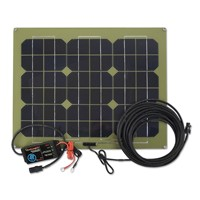 25W PulseTech SolarPulse Battery Charger & Conditioner