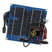 5-Watt PulseTech SolarPulse Battery Charger & Conditioner
