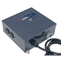 Samlex STS-30 30 amp automatic transfer switch
