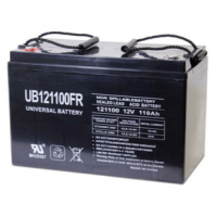 Universal Sealed Battery: AGM 12 volt 110 Amp hours