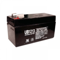 Universal Battery 12V 1.3Ah SLA Absorbent Glass Mat Battery