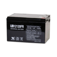 Sealed AGM 12 volt 12 Amp hour Universal Battery