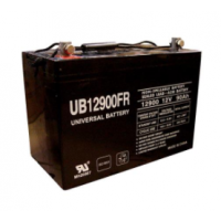 Universal Battery: Flame Retardant AGM 12 volt 90 Amp hours