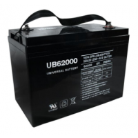 Universal Battery 6V 200Ah Group 27 Sealed Lead Acid Battery